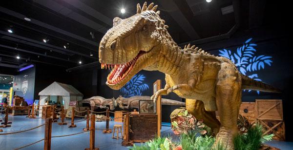 ¿Podríamos clonar un dinosaurio?