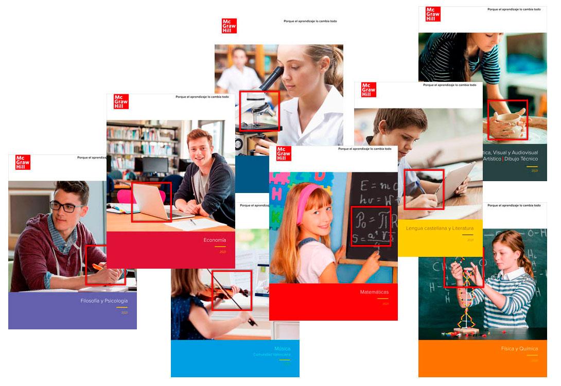 Catálogos por áreas McGraw Hill